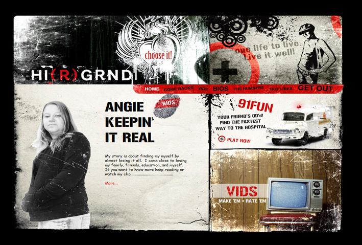 Website Capture: HirGRND