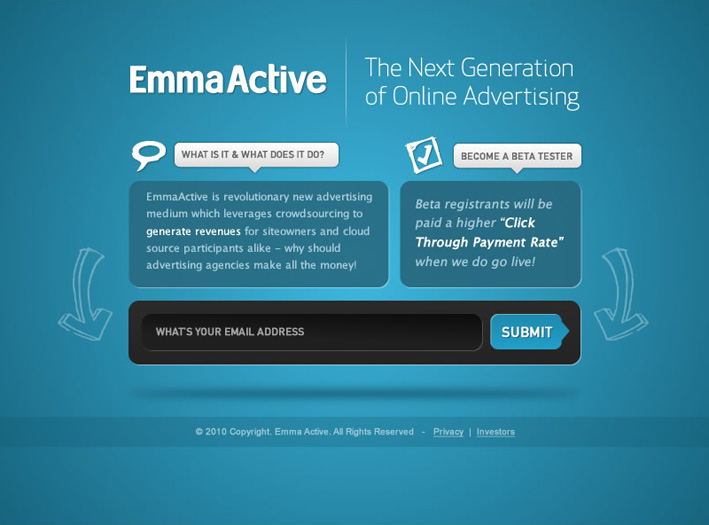 Website Capture: EmmaActive